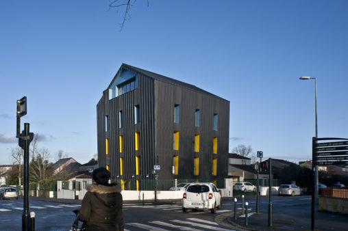Direction Territoriale Ouest de Nantes Métropole Habitat - Annick Bienfait