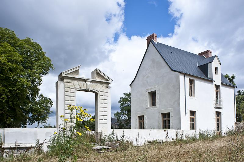 Château du Bois hue- Annick Bienfait