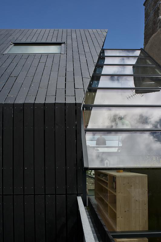 Maison particulière - Annick Bienfait
