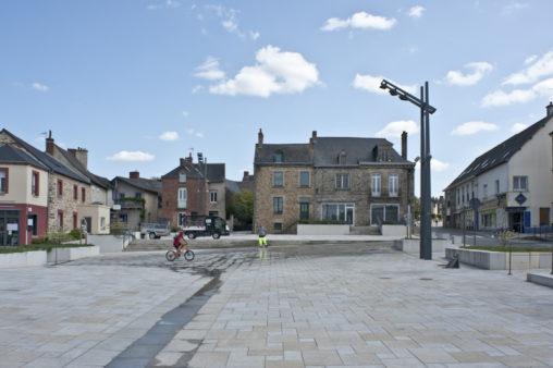 Montauban de Bretagne - Annick Bienfait