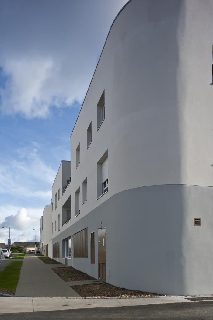immeubles à Thouaré-sur-Loire - Annick Bienfait