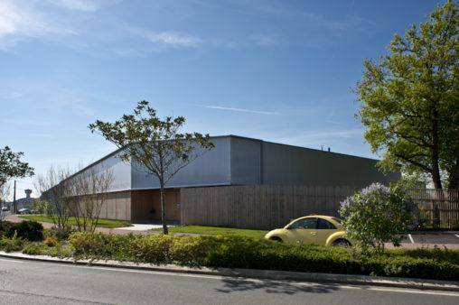 Ateliers municipaux (49) - Annick Bienfait