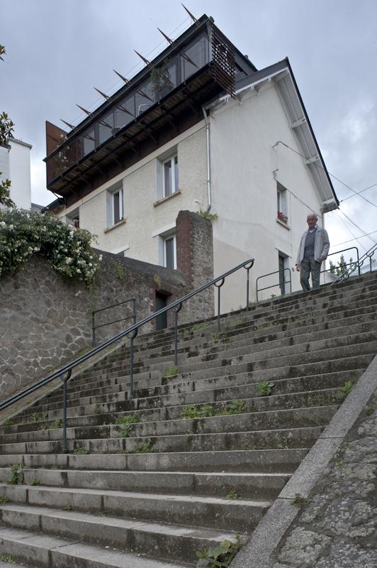 Extension de maison -Annick Bienfait